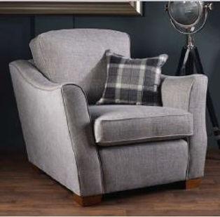 David Gundry - Jasper Chair at Warner Furnishings Shrewsbury