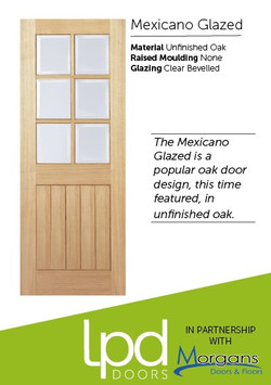 Mexicano Glazed Unfinished