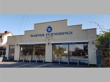 About Warner Furnishings