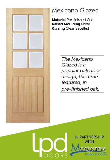 Mexicano Glazed Pre-finished