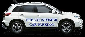 Warner Furnishings Free Parking