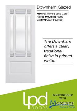 Downham Glazed