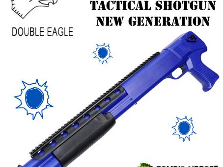 DOUBLE EAGLE M309 TACTICAL SHOTGUN NEW GENERATION