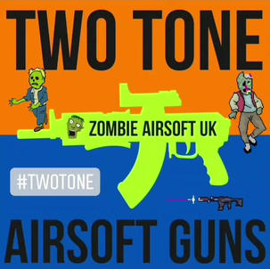 Two-Tone Airsoft Guns from Zombie Airsoft UK