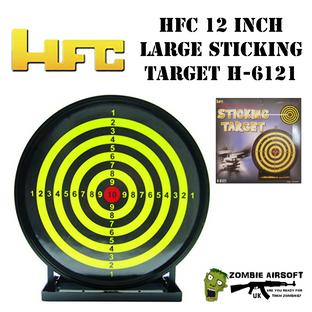 HFC 12 INCH LARGE STICKING TARGET H-6121