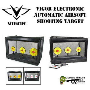 VIGOR ELECTRONIC AUTOMATIC AIRSOFT SHOOTING TARGET