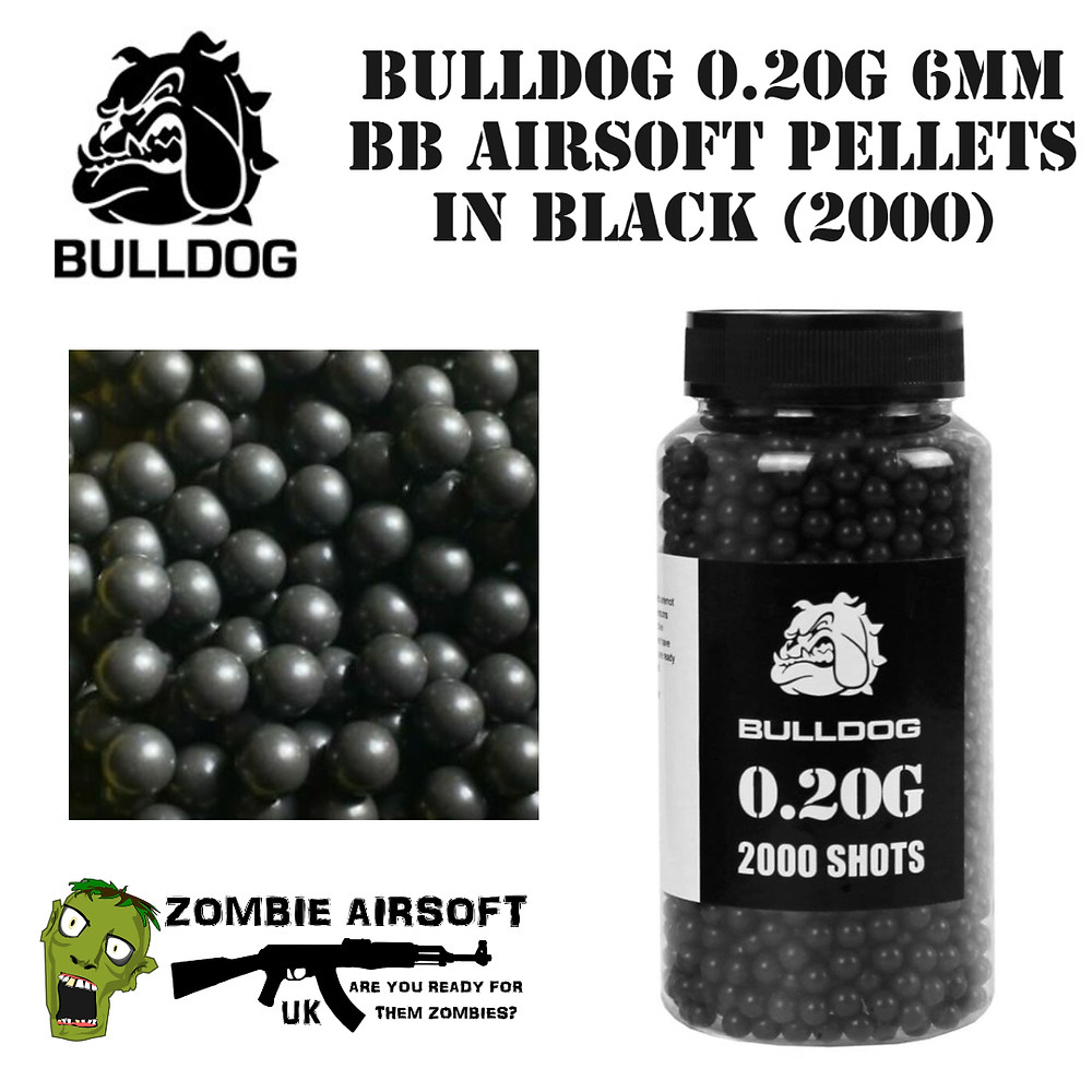 Zombie Airsoft UK sellers of Two Tone Airsoft Guns and Accessories