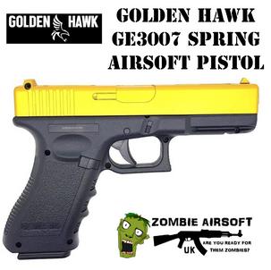 GOLDEN HAWK GE3007 SPRING AIRSOFT PISTOL