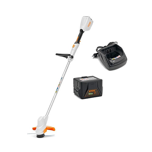 STIHL FSA 56 BATTERY GRASS TRIMMER (INCLUDING BATTERY & CHARGER)