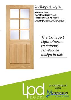 Cottage 6 Light