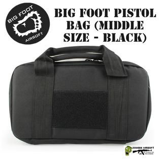 Big Foot Pistol Bag (Middle Size - Black