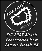 Big Foot Airsoft Accessories from Zombie