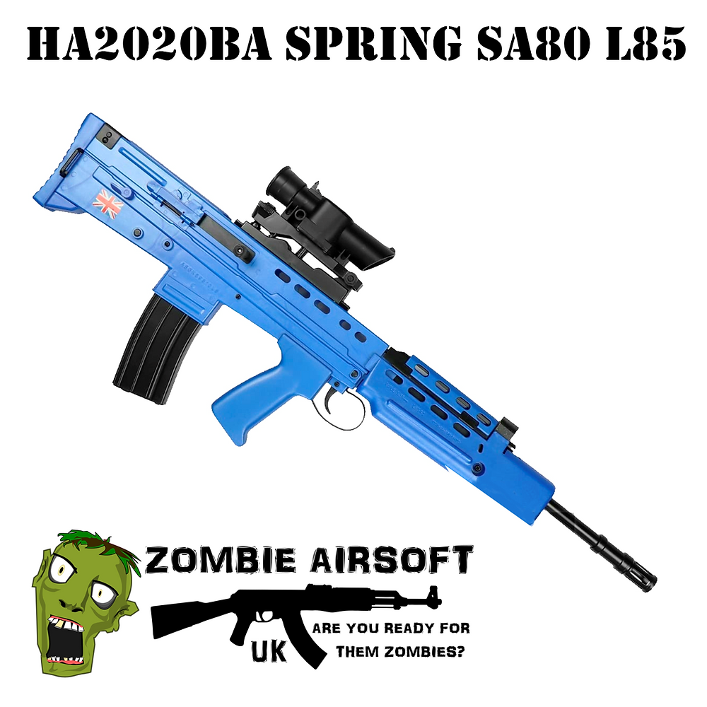 Two Tone Airsoft Guns from Zombie Airsoft UK