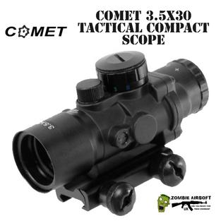 COMET 3.5X30 TACTICAL COMPACT SCOPE