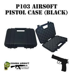 P103 AIRSOFT PISTOL CASE (BLACK)