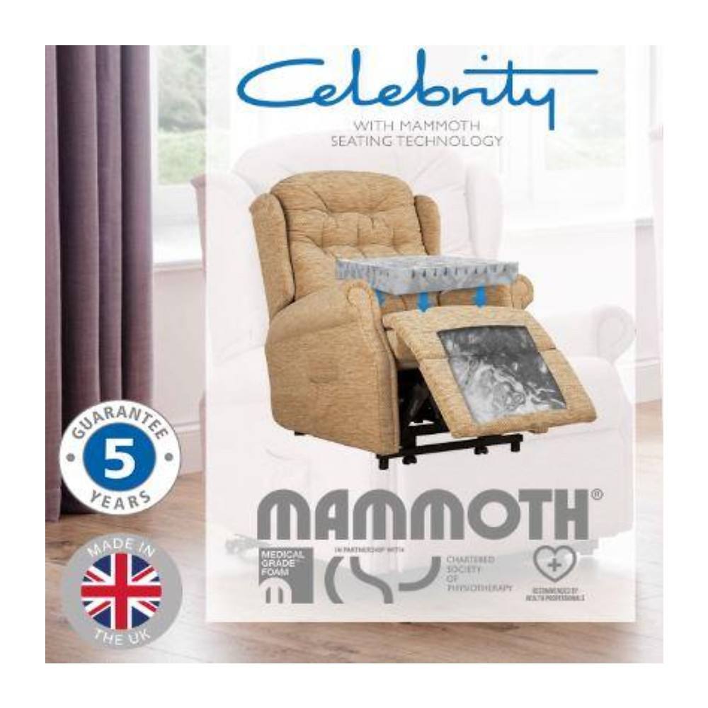 Celebrity Furniture at Warner Furnishings Shrewsbury