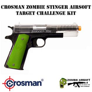 CROSMAN ZOMBIE STINGER AIRSOFT TARGET CH