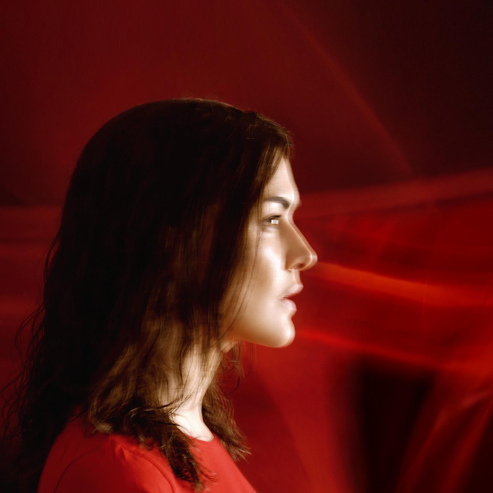 "Marta Nieto - ""Kiesloswi's Red Homage"""
