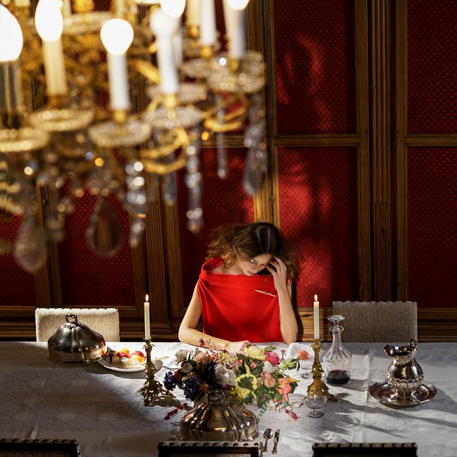 RED  INK  x  L'OFFICIEL