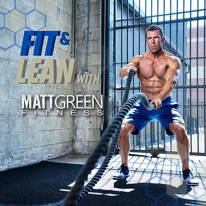 Fit & Lean with Matt Green 8 Week Program