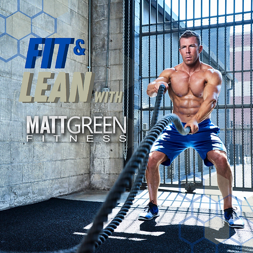 Fit & Lean with Matt Green 8 Week Program