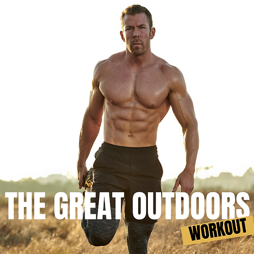 The Great Outdoor Workout