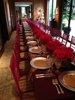 Private Residence Holiday Party #4