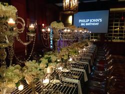 The Great Gatsby Birthday Party at Coronado Club #1