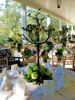 Wedding Reception Bayou Club #4