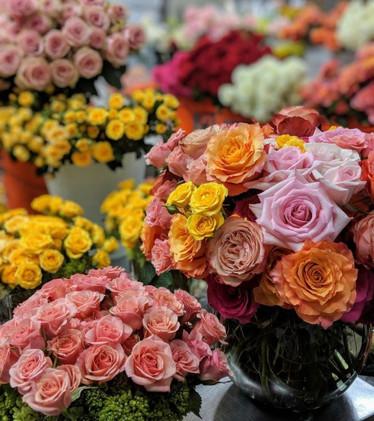 incredible rose selection