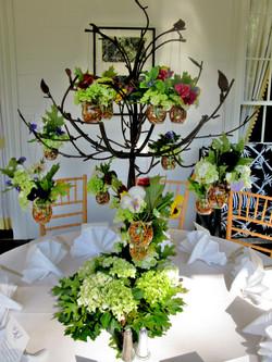 Wedding Reception Bayou Club #3