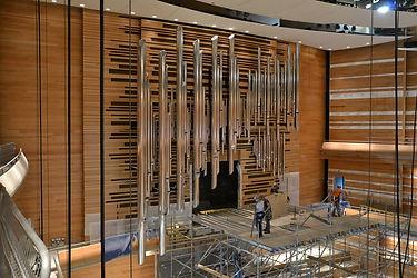 grassin organ design, pipe organ design