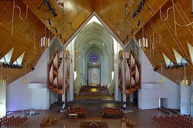 Grassin pipe organ design
