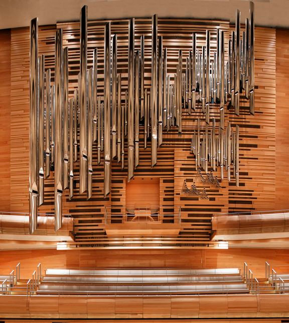 grassin organ design