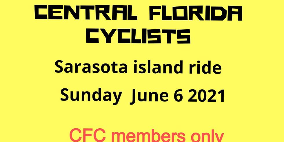 CENTRAL FLORIDA CYCLIST