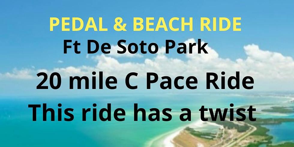Pedal & Beach Ride