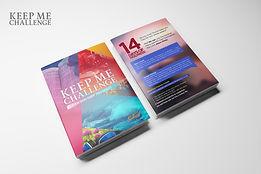 KMC - Keep Me Challenge - Mockup Book.jp