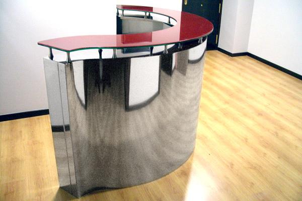 muebles-mostrador-cristal-acero-inoxidable