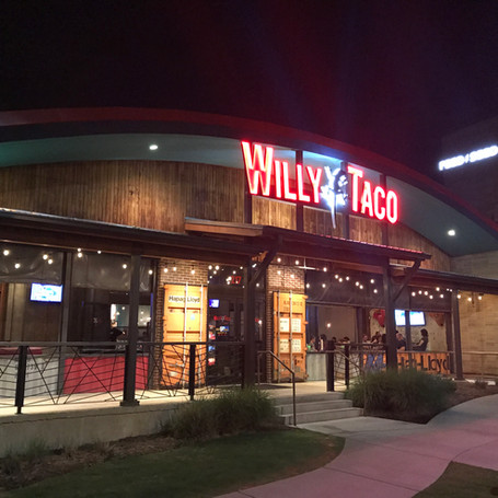 Willy Taco Greenville