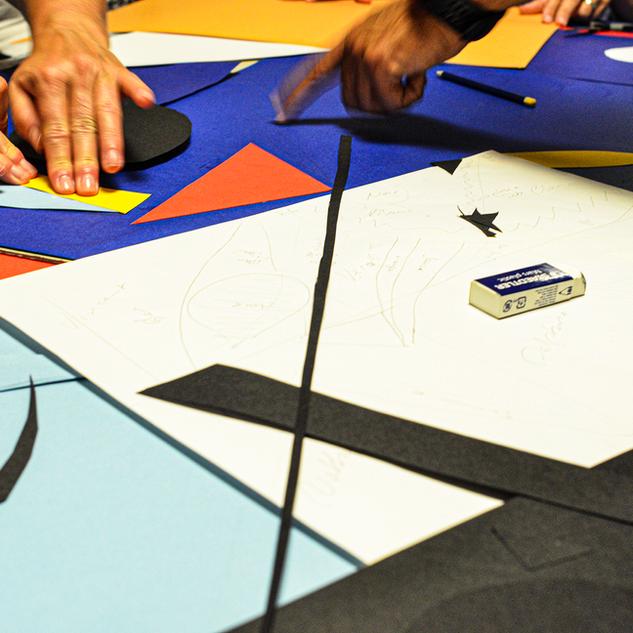 Touraine Team Building Atelier Matisse