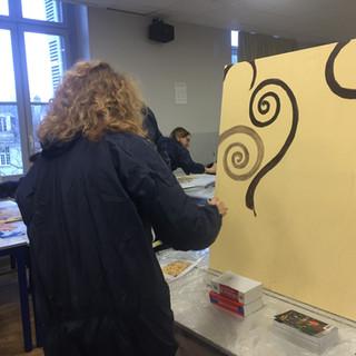 Touraine Team Building La fresque des valeurs