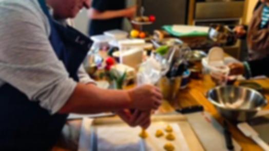 Activité culinaire en Touraine