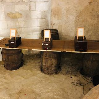 Atelier assemblage de vin en Touraine