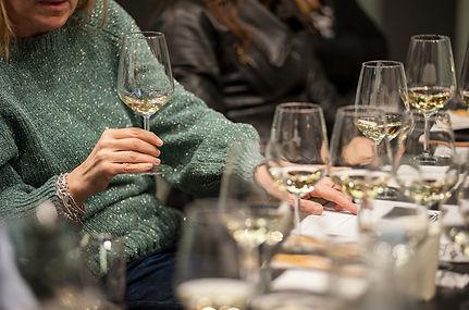 L'art de la dégustaion de vin
