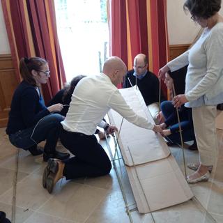 Animation construction Touraine Team Building
