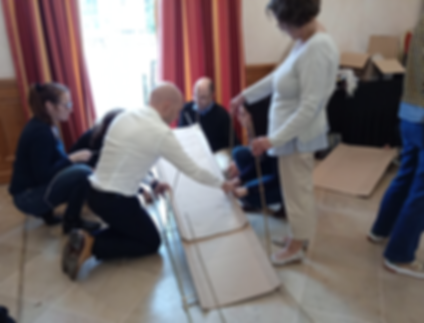 Team Building en Touraine le Pont