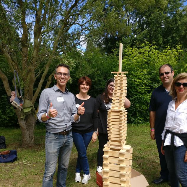 Touraine Team Building Olympiades