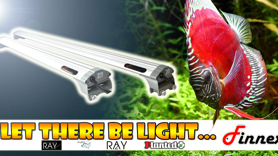 Finnex MonsterRay LED Lights -Please see Description Below for Free Shipping