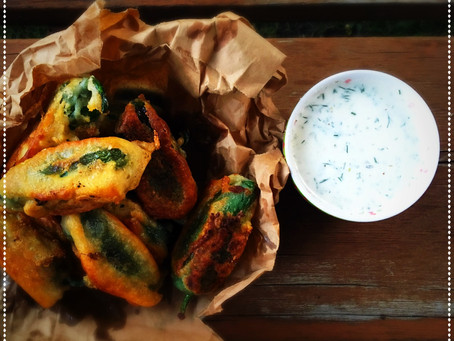 The Rumbly Tummy: Beer Battered Jalapeno Poppers