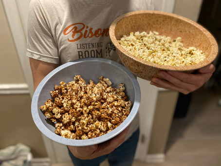 The Rumbly Tummy: Run Out to the PopCorn Fields